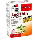 Doppelherz Lecithin + Vitamin B, 40 Kapseln