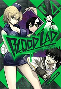 Blood Lad Edition simple Tome 4