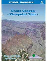 Grand Canyon - Viewpoint Tour - FitViewer Indoor Video Cycling USA