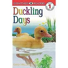 DK Readers L1: Duckling Days (DK Readers: Level 1)