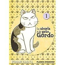 La abuela y su gato gordo nº 01/08 (Manga Josei)