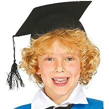 Guirca - Sombrero de estudiante graduado, para niños, ...