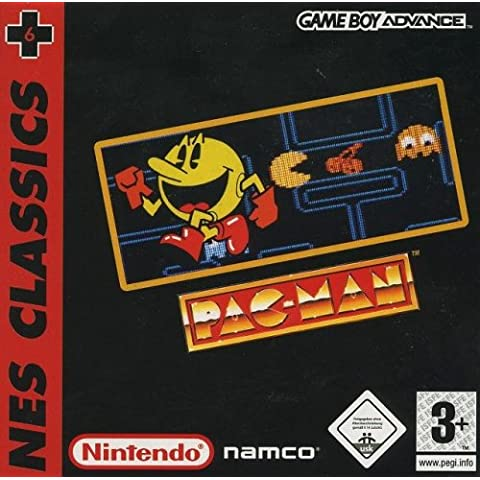 Pac-Man NES Classics [Game Boy Advance] [Importado de Francia]