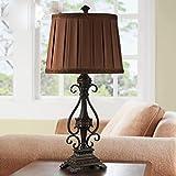 SSBY Lampe élégante et minimaliste, Royal de luxe chambre salon étudier lumières décoratives, lampe de table pour le bouton sculpture moderne