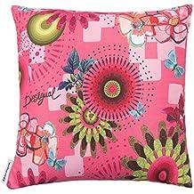 Desigual Living Mojito - Cojín, color rosa