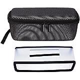 case dur de voyage sac de voyage avec housse doux pour Bose Soundlink Mini I et Mini II Bluetooth Speaker