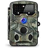 APEMAN Trail Camera 12MP 1080P Great Waterproof Hunting & Wildlife Camera with 120°