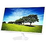 "2018 Samsung 32"" Full HD 16:9 Slim Design Monitor With 1920 X 1080 Resolution, 60 Hz, 250 Cd/m2, 5ms, 5000:1, 178°/178°, HDMI, VESA Mount, White Glossy"