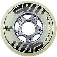 K2Juego de Ruedas 80mm Freeride Glow Wheel de 4Pack, Multicolor, One Size, 30b3004.1.1.1siz