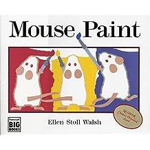 Mouse Paint (Harcourt Brace Big Books) by Ellen Stoll Walsh (1991-09-15)