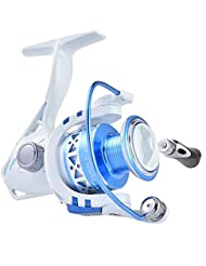 KastKing Summer and Centron Spinning Reels Bobine de pêche à fente 9 +1 BB Poids léger Ultra Smooth Puissant.