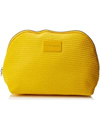 Women'secret 8963843, Bolsa para Lencería para Mujer, Amarillo (Yellow 4), One Size (Tamaño del Fabricante:U)