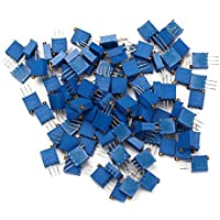 DN 3296W 5K Ohm Variabile Kit resistore Trimmer Trim Pot potenziometro (confezione da 100)