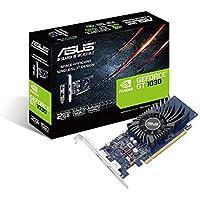 ASUS GT1030-2G-BRK GeForce GT 1030 2GB GDDR5 - Tarjeta gráfica (GeForce GT 1030, 2 GB, GDDR5, 64 bit, 7680 x 4320 Pixeles, PCI Express 3.0)
