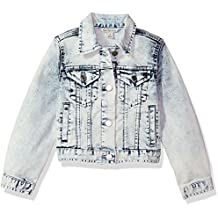 Calvin Klein Girls' Denim Jacket