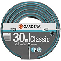 "Gardena Classic - Manguera (13 mm, 1/2"", 30 m, sin accesorios)"