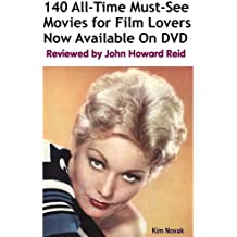 140 All-Time Must-See Movies for Film Lovers Now Available On DVD (English Edition)