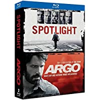 Spotlight + Argo - Coffret Ben Affleck - Coffret Blu-Ray