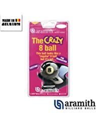 Aramith - Bille d'Entrainement Crazy 57 mm
