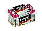 Camelion AA/LR6 1.5 V 2600 mAh Alkaline Battery (24-Piece)