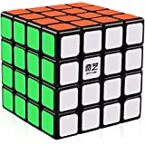 Henicx - Premium Quality QIYI 4X4 Cube for Professional Beginners, Rubix Cube 4X4 is a Brain Teaser Speed Cube Puzzle of 4X4X4 Sticker Speed Cube