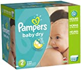 Pampers Baby Dry Windeln Gr. 5+ 13-25 kg Mega Plus Pack 84 St.
