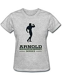 Women's Arnold Schwarzenegger T-shirt XXXX-L