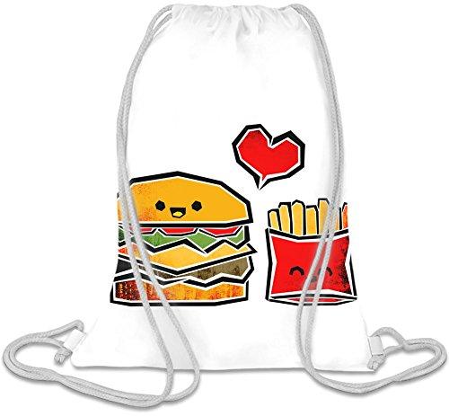 Beutel (Cheeseburger-rucksack)