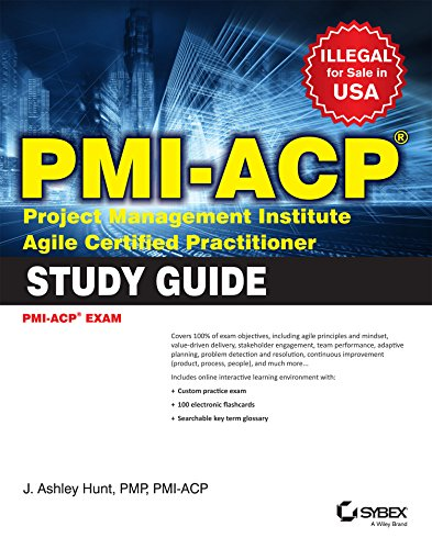 PMI - ACP Project Management Institute Agile Certified Practitioner Exam Study Guide