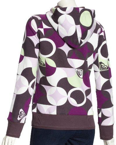 Roxy Relax Mix Print Pull à capuche pour femme Multicolore - MUL