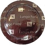Pro Cápsulas Nespresso Pads–50x lungo Forte–Original–para Nespresso Pro sistemas