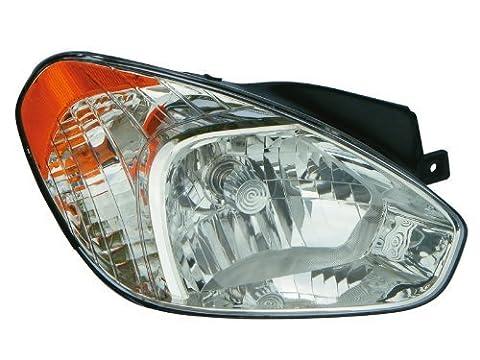 Hyundai Accent Headlight OE Style Replacement Headlight Right Passenger Side