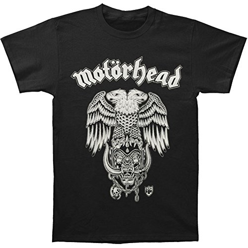 Motorhead - Herren Hiro Double Eagle T-Shirt Black