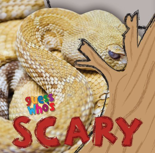 Guess Who's... Scary Cover Image