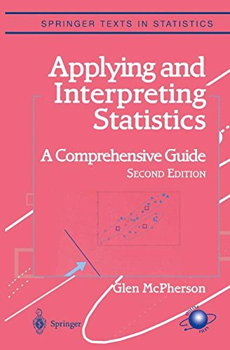 Applying and Interpreting Statistics: A Comprehensive Guide (Springer Texts in Statistics)