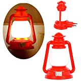 #6: NOVICZ Decorative Colorful LED Night Lamp Wall Light Lamp Bed Lamp Home Decor Indian Pin