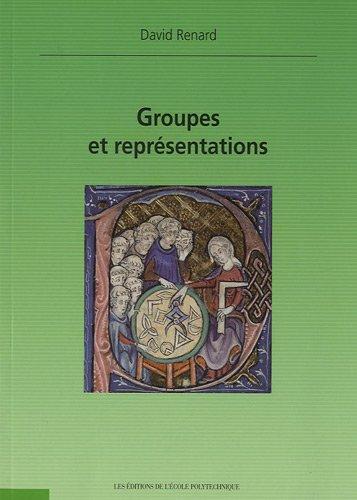 Groupes et reprsentations