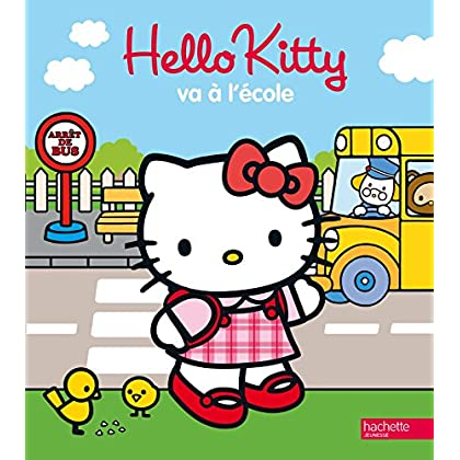 Hello Kitty va à l'école
