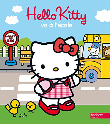 Hello Kitty va à l'école