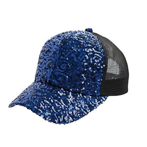 Version coréenne flux en été glitter Cap/Plat le long des chapeaux chapeau de hip-hop C