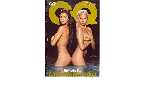Calendario Canalis Corvaglia 2002.Amazon It Striscia Il Calendario 2002 Elisabetta