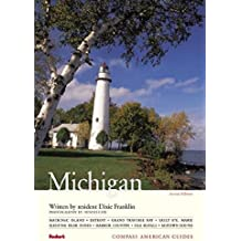 Compass American Guides: Michigan, 2nd Edition (Full-color Travel Guide, Band 2)