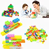 #6: 144Pcs Model Building Bricks for Kids