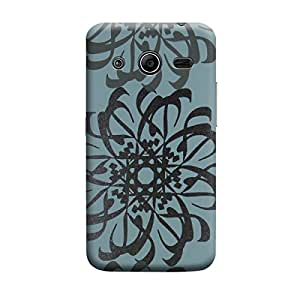 CaseLite Premium Printed Mobile Back Case Cover With Full protection For Samsung Core 2 (Designer Case)