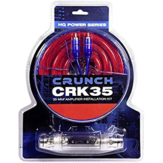 Crunch CRK35 Car HiFi Endstufen-Anschluss-Set 35mm²