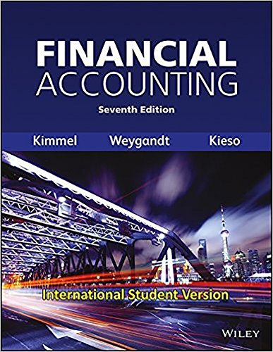 Financial Accounting, 7ed, ISV (WSE)