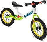 Puky LR Ride Kinder Laufrad mit Federung weiß/grün