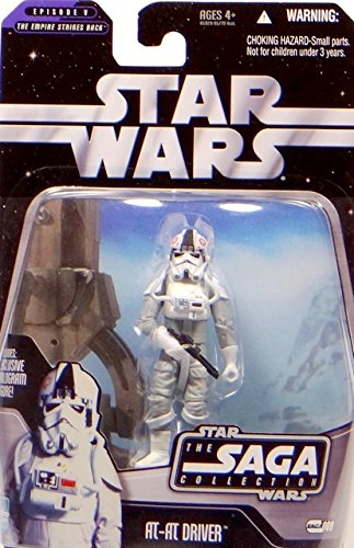 AT-AT Driver Battle of Hoth TSC009 - Star Wars The Saga Collection...