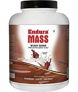 Endura Mass Weight Gainer - 3kg (Chocolate)