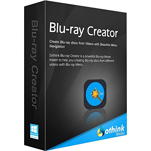 Exe Creator (Blu-Ray Creator Vollversion -lebenslange Lizenz (Product Keycard ohne Datenträger))